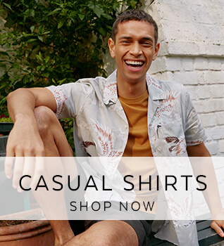 Mens Casual Shirts. Shop Now.